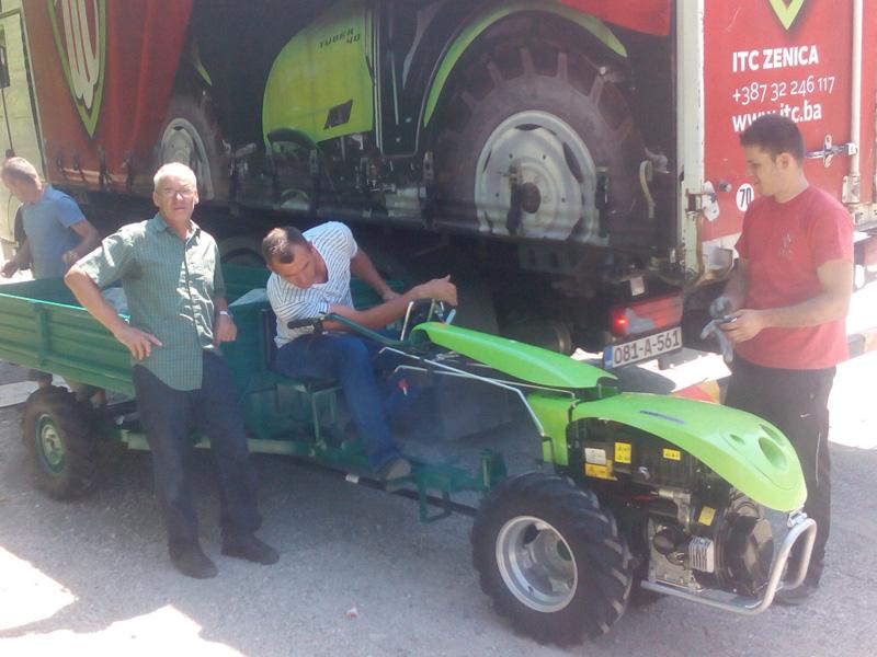 FMROI - isporuka poljoprivredne mehanizacije