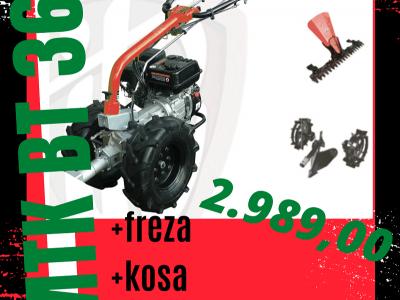 Motokultivator BT 360